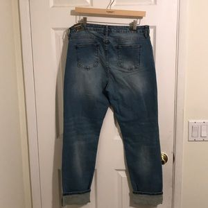 Kut from the Kloth Jeans - NWT Kut from the Kloth Catherine Boyfriend Jeans 8